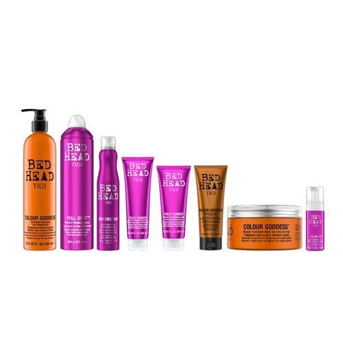Haarpflege-Produkte: Dumb Blonde Shampoo 400 ml + Conditioner 200 ml + Smoothing Stuff