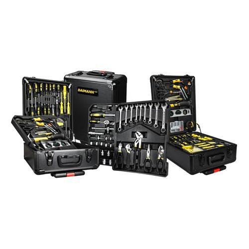 499-tlg. Werkzeug-Set