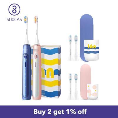 SOOCAS X5 – brosse à dents élect...