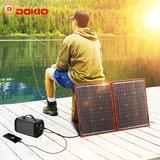 Dokio – panneaux solaires 18V, 1...