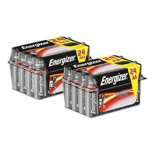 Energizer: Energizer : 24er-Pack AA-Batterie