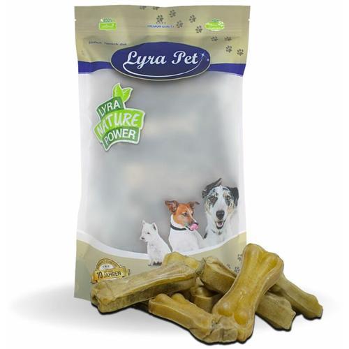 500 Stk. ® Kauknochen ca. 10 cm - Lyra Pet