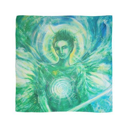 Erzengel Raphael Schutzengel Gemälde Tuch