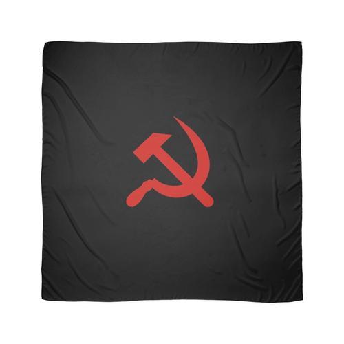 Kommunistische Socken Tuch