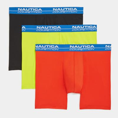Competition Performance Boxer Brief, 3-Pack