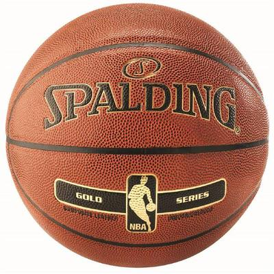 SPALDING Basketball NBA Gold, Gr...