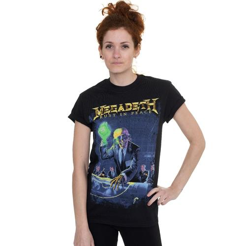 Megadeth - Rust In Peace 30th Anniversary - - T-Shirts