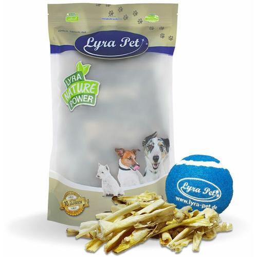5 kg ® Kaninchenhaut + Tennis Ball - Lyra Pet
