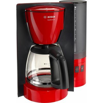 BOSCH Filterkaffeemaschine ComfortLine TKA6A044, Papierfilter, 1x4 rot Kaffee Espresso SOFORT LIEFERBARE Haushaltsgeräte