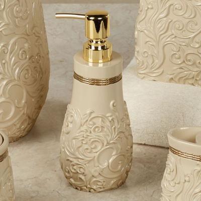 Irongate Lotion Soap Dispenser Light Cream , Light Cream