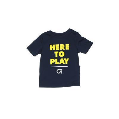 Gap Fit Active T-Shirt: Blue Sol...