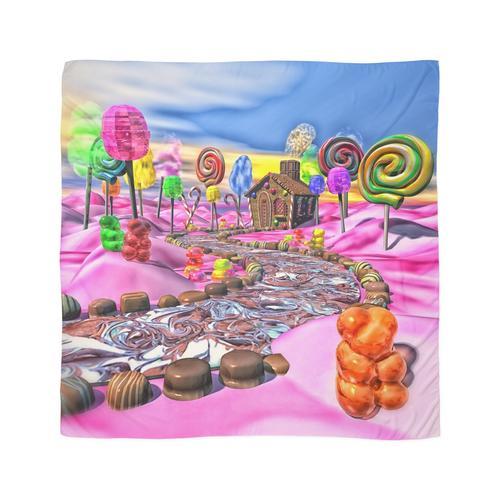Gummibärchen Tuch