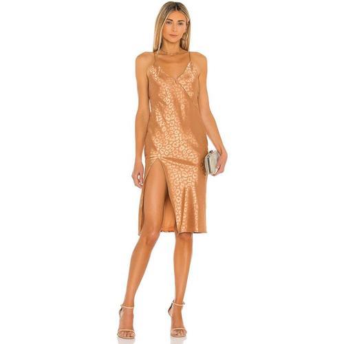 superdown Jinelle Midi Dress