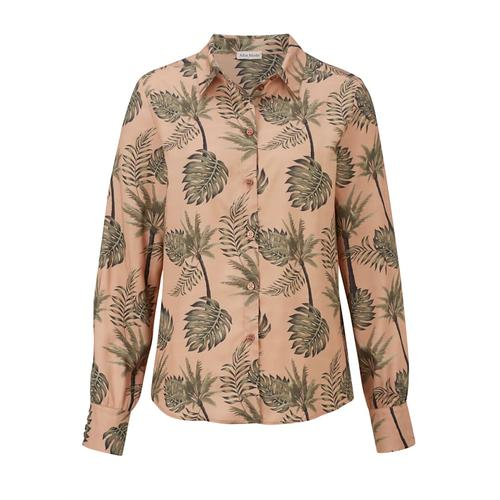 Bluse Alba Moda Karamell::Khaki