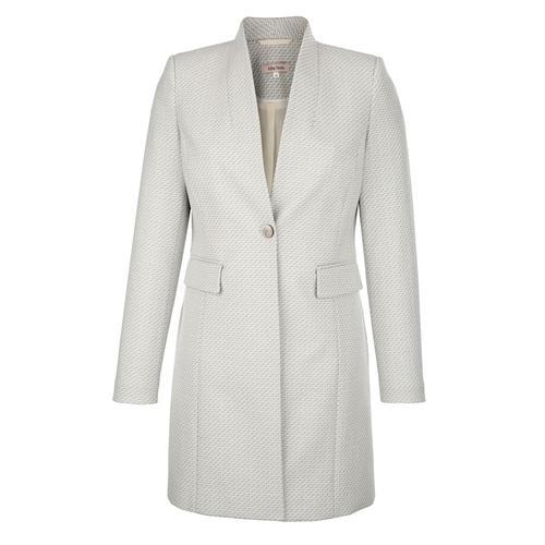 Blazer Alba Moda Off-white::Creme-Weiß