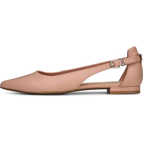 Tommy Hilfiger, Ballerina Feminine in rosa, Ballerinas für Damen Gr. 37