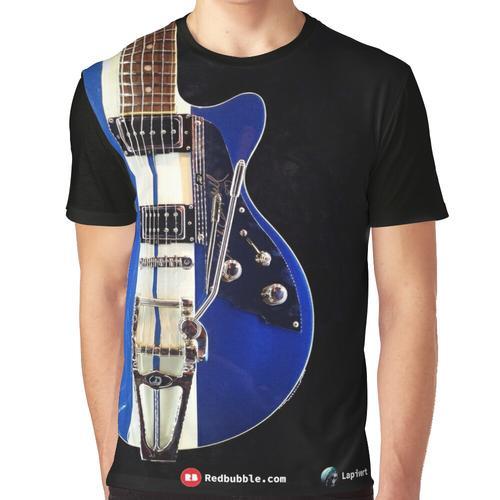 Duesenberg Gitarre Grafik T-Shirt