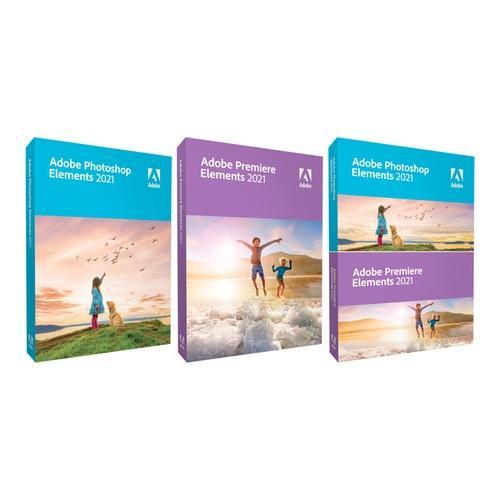 Adobe: Adobe Photoshop Elements 2021 + Premiere Elements 2021 / Mac