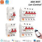 Disjoncteur intelligent WiFi Tuy...