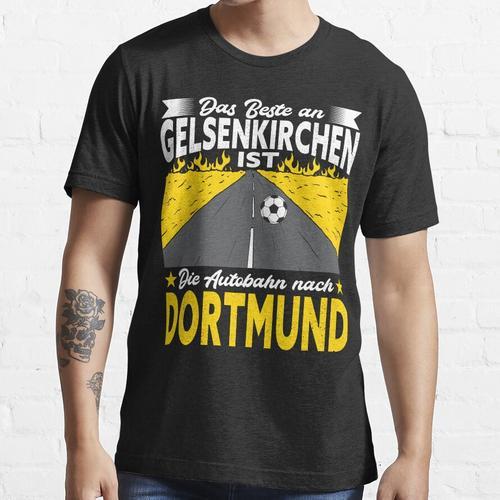 Dortmund Dortmunder lustiges Geschenk Essential T-Shirt