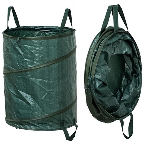 Pop-Up Gartenabfallsack, 168 Liter