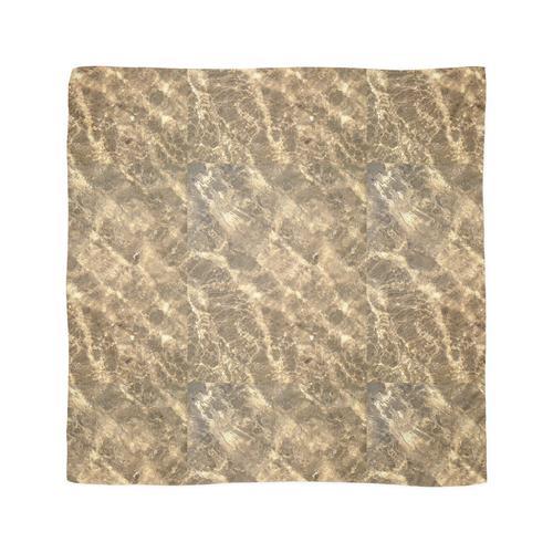 goldener Sand Tuch