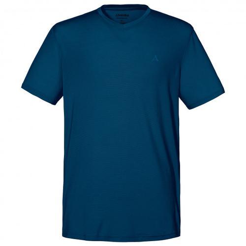 Schöffel - T-Shirt Hochwanner - T-Shirt Gr 48 blau