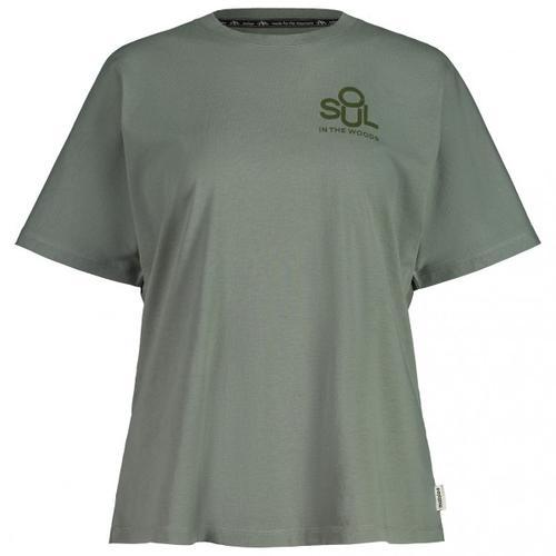 Maloja - Women's MargeriteM. - T-Shirt Gr XL grau
