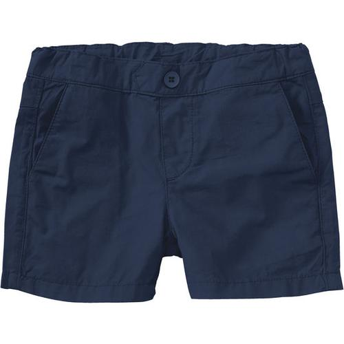 Popeline-Shorts, blau, Gr. 128