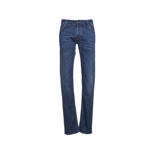 Hand Picked Herren Jeans Orvieto Blau