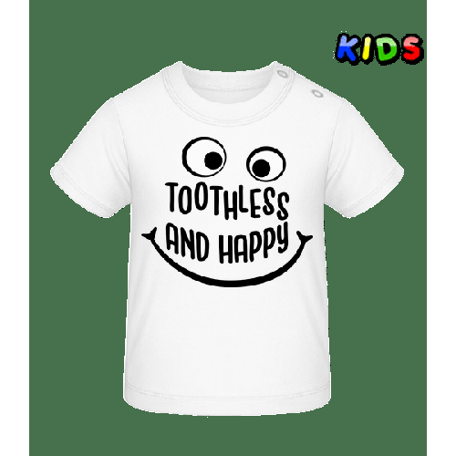 Toothless And Happy - Baby T-Shirt