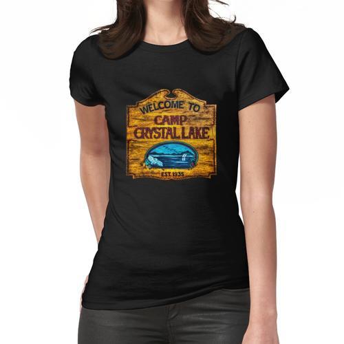 Camp Kristallsee Frauen T-Shirt