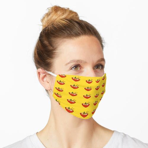 Schüssel Ramen - Gold Maske