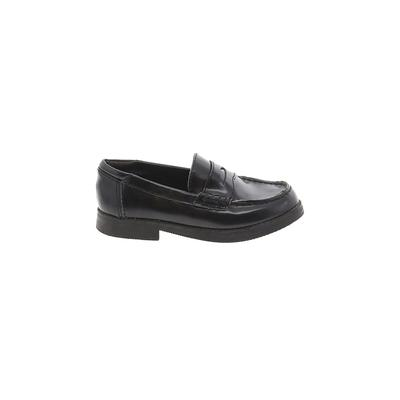 Kenneth Cole REACTION Dress Shoes: Black Solid Shoes - Size 13 1/2