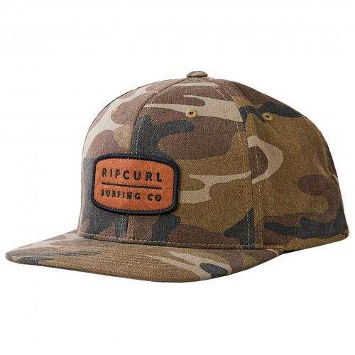 Rip Curl - Driven Snapback Cap - Cap Gr One Size weiß/braun;weiß