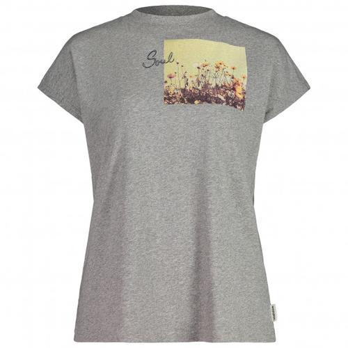 Maloja - Women's GleditscheM. - T-Shirt Gr L grau
