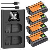 Batterie/double chargeur 2550mAh...