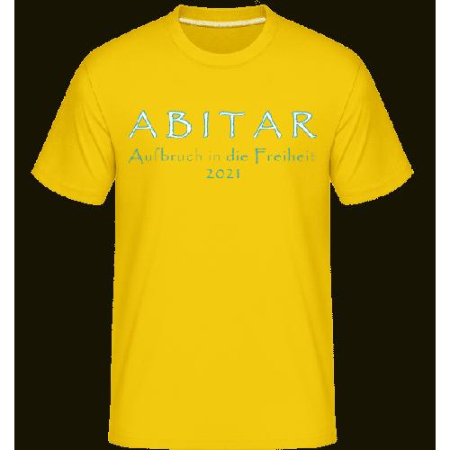 Abitar 2021 - Shirtinator Männer T-Shirt