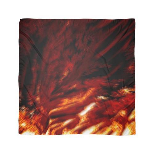 Höllenfeuer Tuch