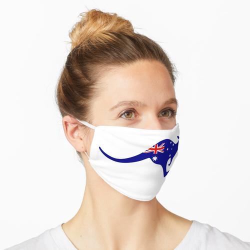 Auf der Suche nach Australien Kleidung / Australien Karte / Australien Flagge / Australien Kar Maske