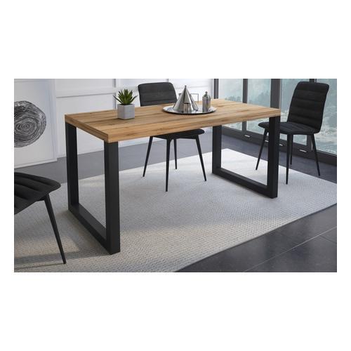 Home Innovation Esstisch: 140 cm / X-Form