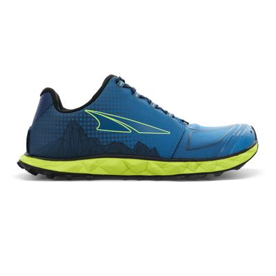 Altra - Altra   Superior 4.5 Trail Running Shoes   Blue   Men's   Size: 8