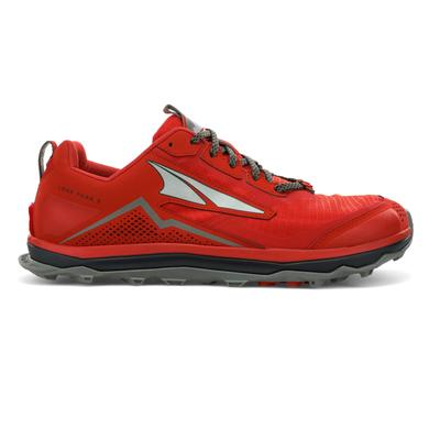 Altra - Altra | Lone Peak 5 Trail Running Shoes | Red | Men's | Size: 16