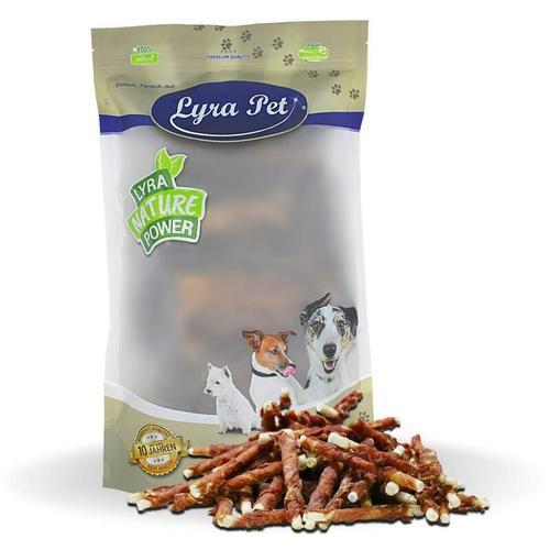 10 kg ® Kaurollen mit Entenbruststreifen - Lyra Pet