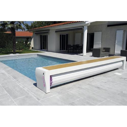 Pool Rollladen-Abdeckung