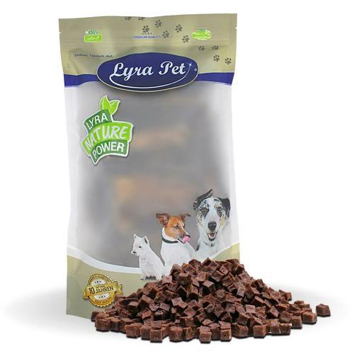10 kg ® Rindfleischwürfel - Lyra Pet