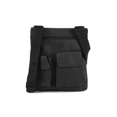 Assorted Brands - Assorted Brands Crossbody Bag: Black Bags