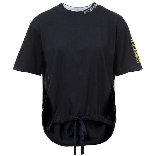 Sportmax Piroga Navy T-shirt