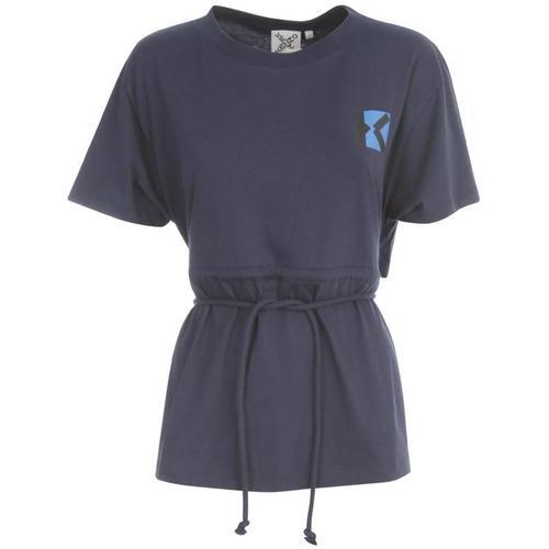 KENZO Sport Offenes Rücken-T-Shirt