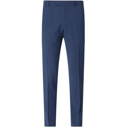 Strellson Regular Fit Anzughose mit Woll-Anteil Modell 'Max'